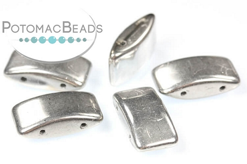 Carrier Bead Silver