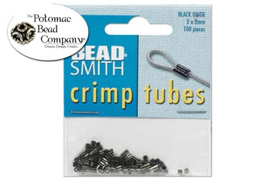 Gunmetal Crimp Tubes