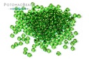 Miyuki Seed BeadSilver Lined Light Green 11/