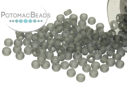 Miyuki Seed BeadMatte Transparent Gray 11/0