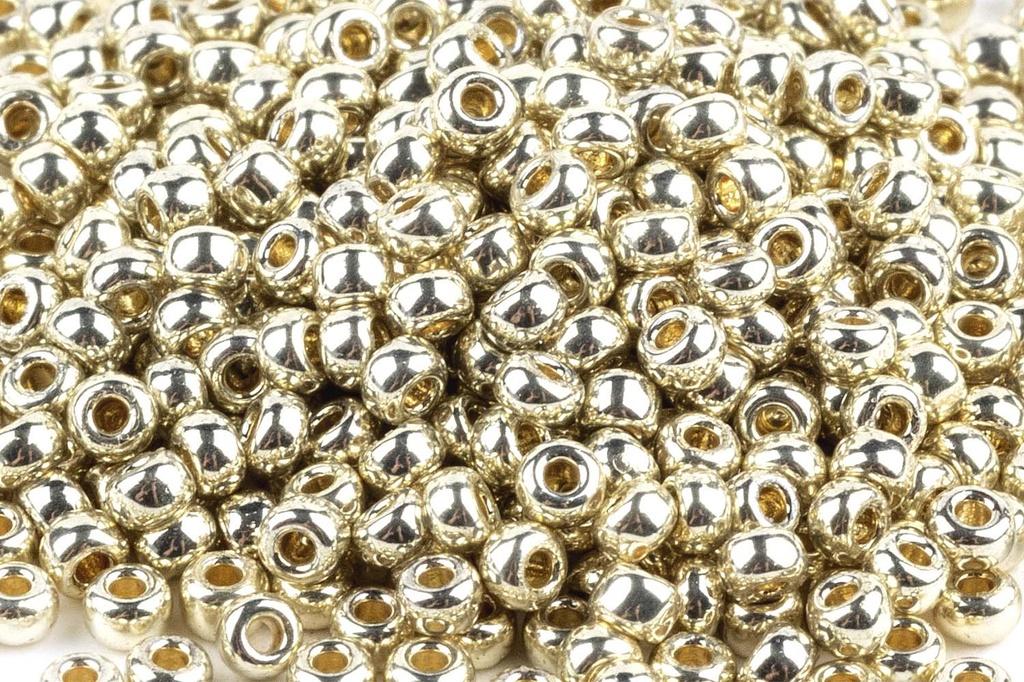 Miyuki Seed BeadDC Galvanized Silver 11/0