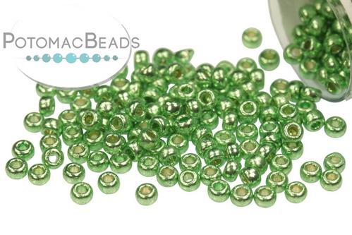 Miyuki Seed BeadDC Galvanized Dark Mint 11/
