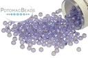 Miyuki Seed BeadDyed Violet Silver Lined Ala
