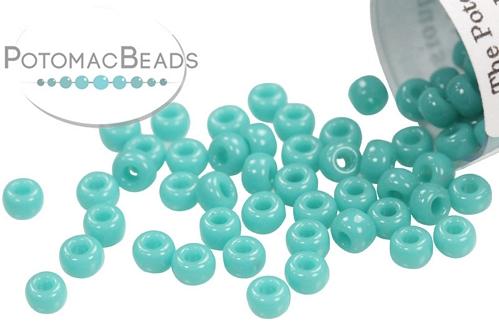 Miyuki Seed BeadOpaque Turquoise Gr 8