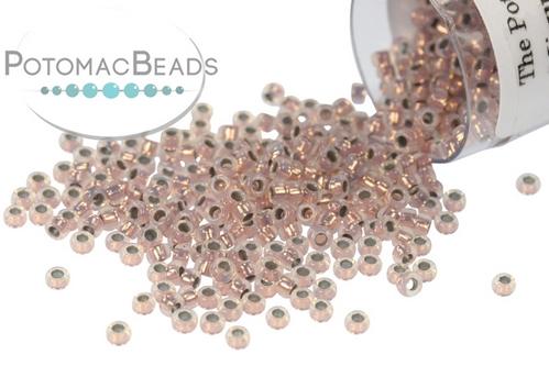 Miyuki Seed BeadCopper Lined Opal