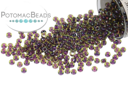 Miyuki Seed BeadCranberry Lined Per