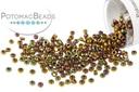 Miyuki Seed BeadMetallic Gold Iris