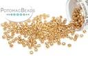 Miyuki Seed BeadGalvanized Gold