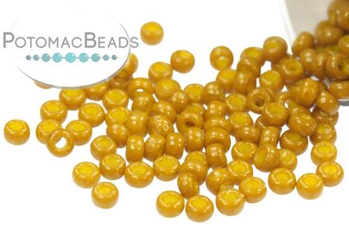 Miyuki Seed Beads Duracoat Opaque Toast 11/0