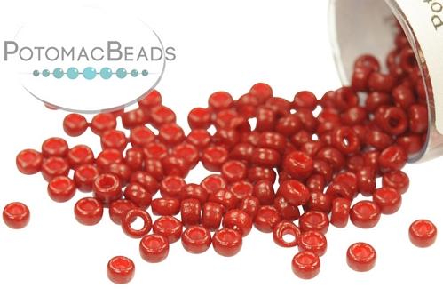 Miyuki Seed Beads Duracoat Opaque Jujube 11/0