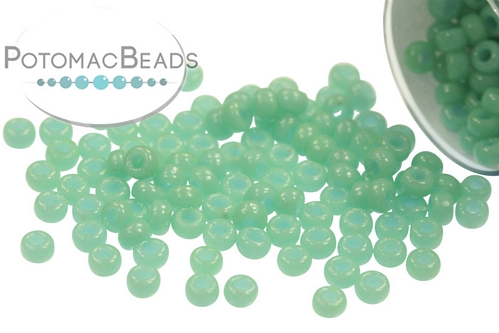Miyuki Seed Beads Duracoat Opaque Sea Opal 11/0