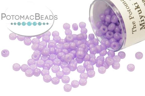 Miyuki Seed Beads Duracoat Opaque Columbine 11/0