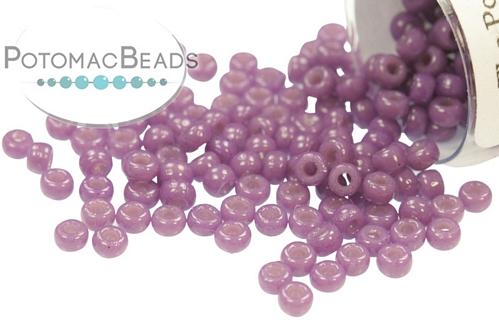 Miyuki Seed Beads Duracoat Opaque Anemone 11/0