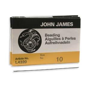 John James Needles Size 10