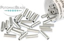 Czech Bugle Aluminum Silver 7mm