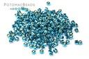 DB2513 Delica Seed Beads - Duracoat Galvanized Capri Blue
