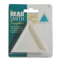 Plastic Beading Tray (3 pack)