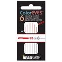 Coloreyes Needles #12 Red