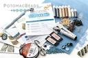 Essential Starter Beadweaving Kit for Beginners Pack of 1