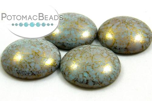 Cab Par Puca Opaque Aqua Bronze 25mm