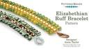 Beadweaving 1135 - Elizabethian Ruff Bracelet Pattern