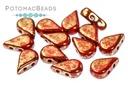 Amos Par Puca Opaque Coral Red Bronze