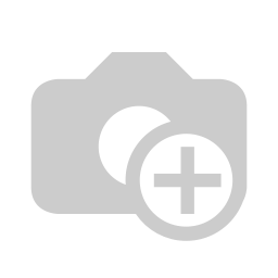 RounDuo Mini Beads - Jet - 4mm - 8g Tube - Pack of 95