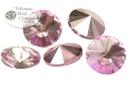 Potomac Crystal Rivoli - Lilac Metallic Ice - 10mm - Bag - Pack of 25