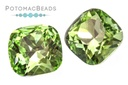 Potomac Crystal Cushion - Peridot