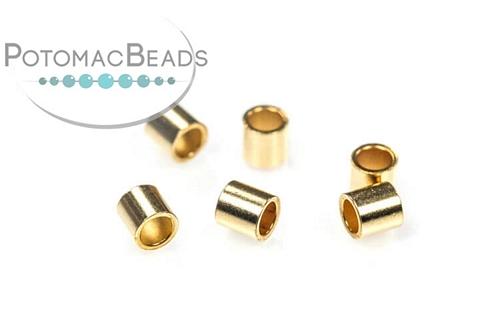 Gold-Filled Crimp Beads 3mm