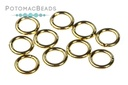 Gold-Filled 5mm Closed Jump Rings 19G