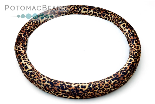 """Bead On It Board - Luxe Leopard (12"""" Round)"""