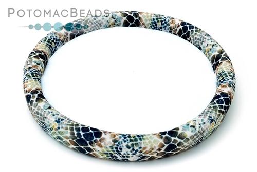 """Bead On It Board - Sassy Snakeskin (12"""" Round)"""