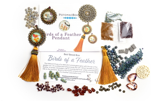 Best Bead Box - Birds of a Feather