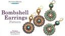 Bombshell Earrings Pattern