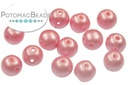 RounDuo Beads - Pastel Pink - 5mm - Half Mass (600 Beads) - Pack of 600