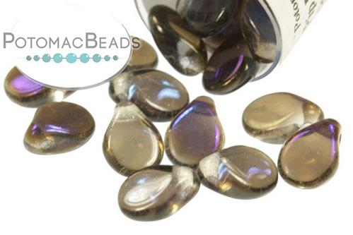 Pip Beads Crystal Azuro