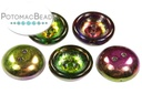 Cup Button Magic Orchid (30 pack)