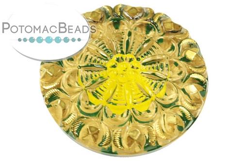 Czech Cab Gold Green