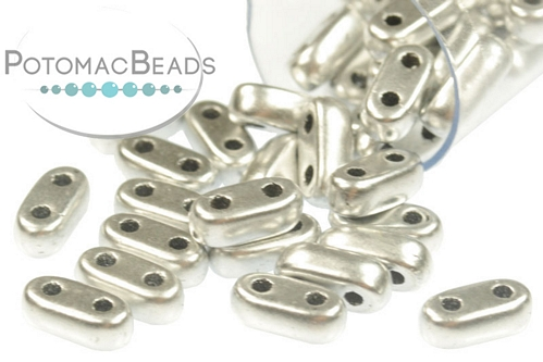2H Bar Aluminum Silver