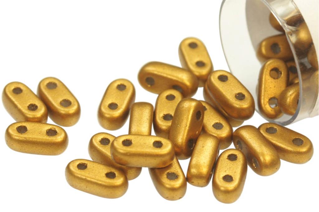 2H Bar Brass Gold