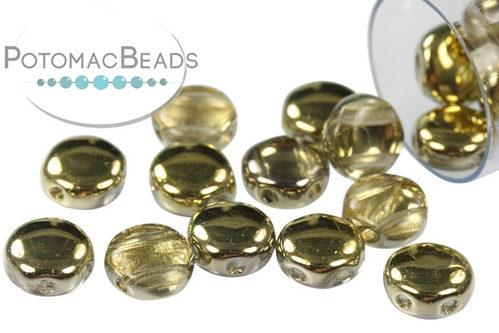 DiscDuo Crystal Amber (Factory Pack)