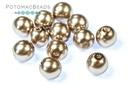 Czech Pearls Cocoa Shiny