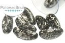 Chili Bead Tweedy Silver