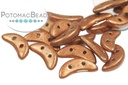 Crescent Metallic Copper