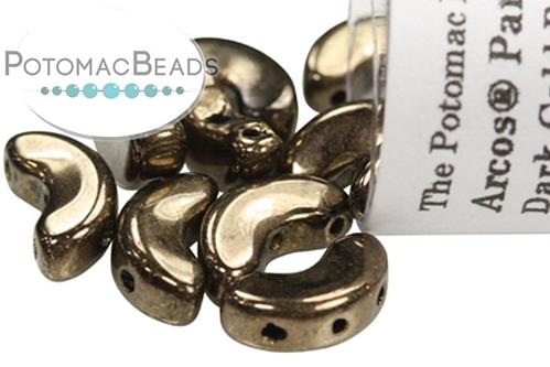 Arcos® Par Puca Dark Gold Bronze