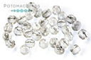 Czech Faceted Round Crystal 3mm