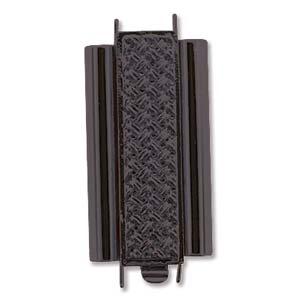 Beadslide CH Black 10x24mm