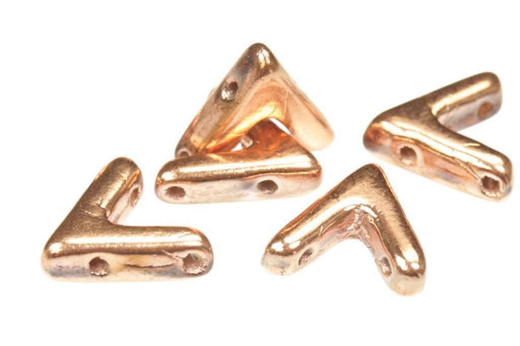 AVA Bead Capri Gold Full (Pack of 20)