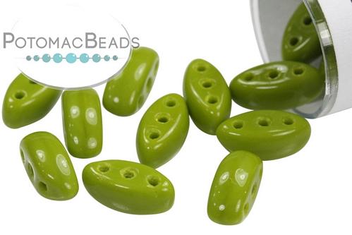 Cali Bead Opaque Green